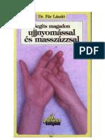 merevedés a sebésznél)