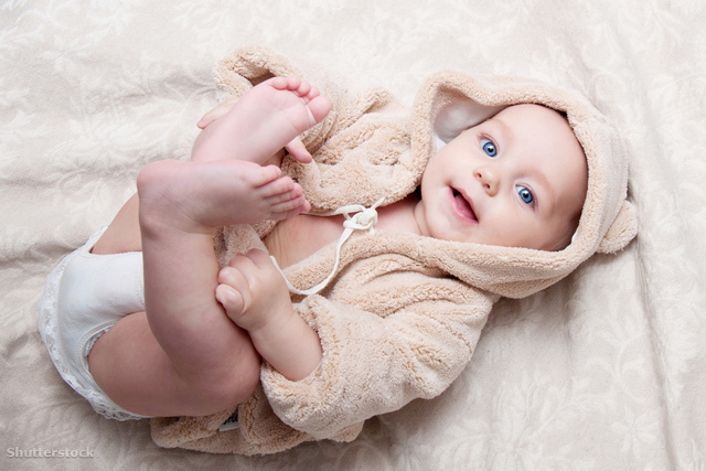 fotó baba felállítása)