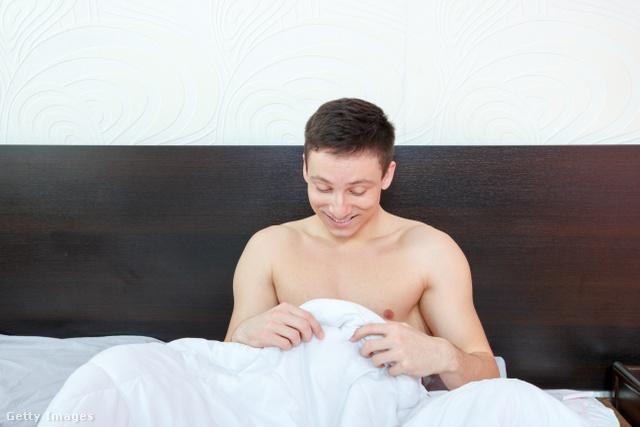 ritkán a reggeli erekcióban