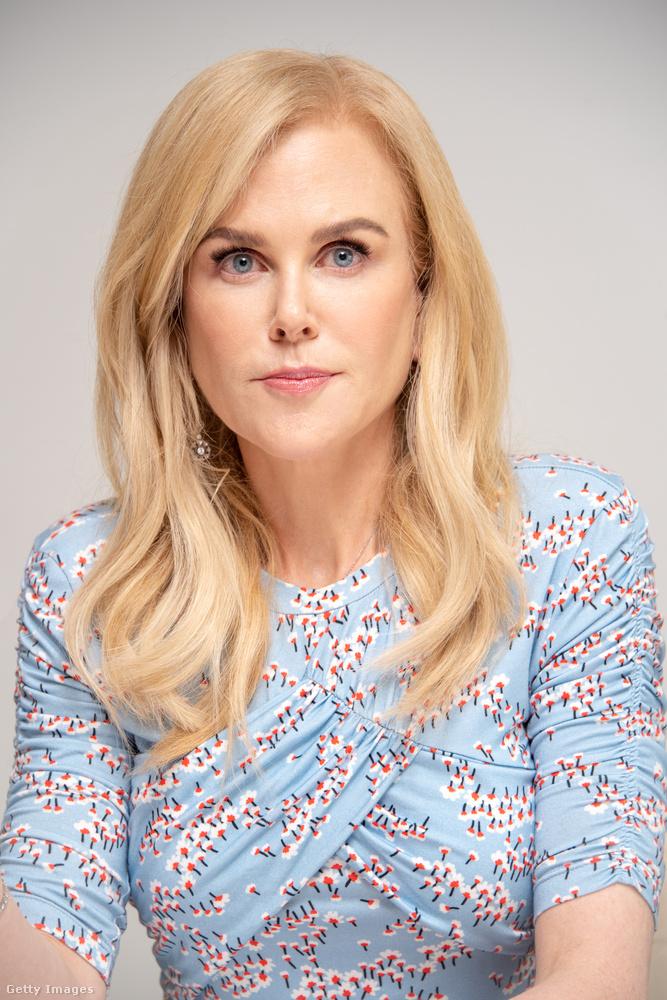 Velvet - Gumicukor - Gyönyörködjön Nicole Kidman minden helyzetben ránctalan arcában!