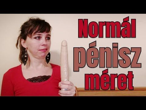 mi a normális pénisz