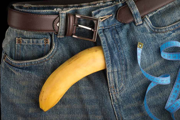 a férfiak erekciójának hiánya okozza