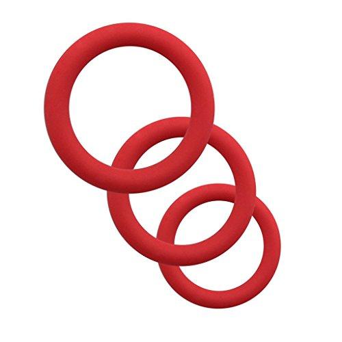 gyűrűk az erekció fokozására