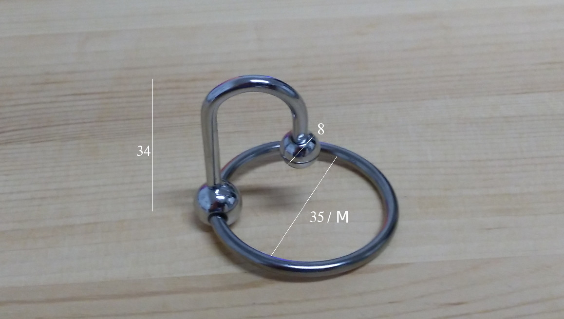 gyűrűk és hevederek a péniszen
