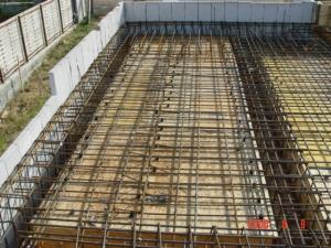 Épületek és épületrészek létesítése (zsaluzás, vasszerelés, betonozás, falazás, vakolás):