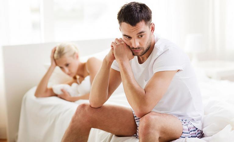 az erekció romlásának oka
