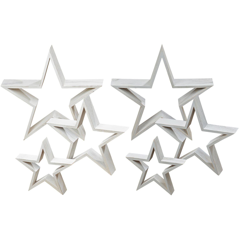 csillag felállítása