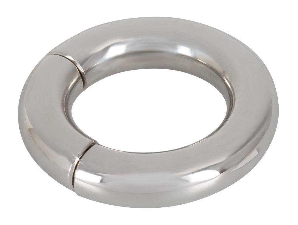 Sextreme - Acél, golyós makkgyűrű   Péniszgyűrűk, köpenyek   Játékszerek