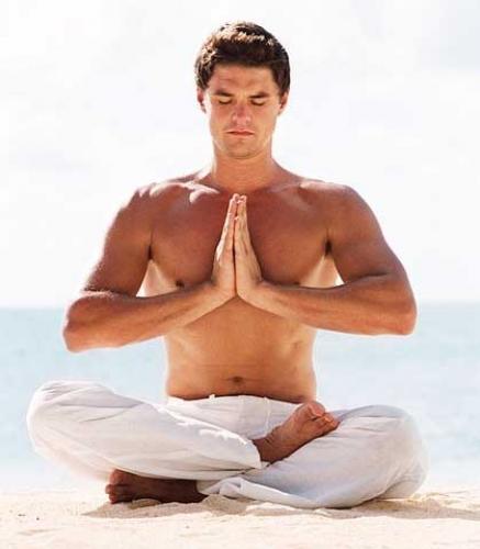 jóga és merevedés