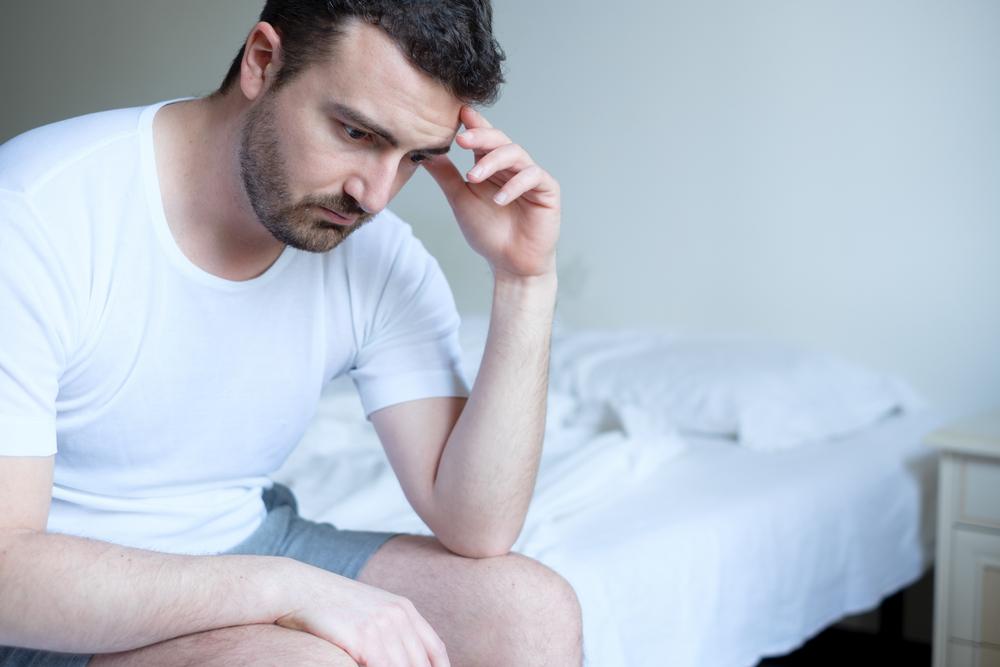a férfiak erekciójának betegségei