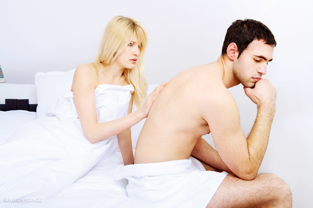 a pénisz nem akar felkelni)