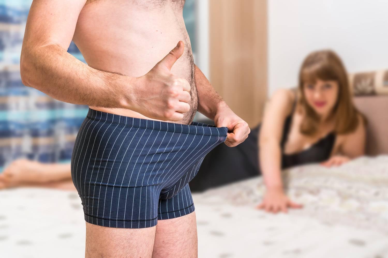 miért nincs pénisze az embernek