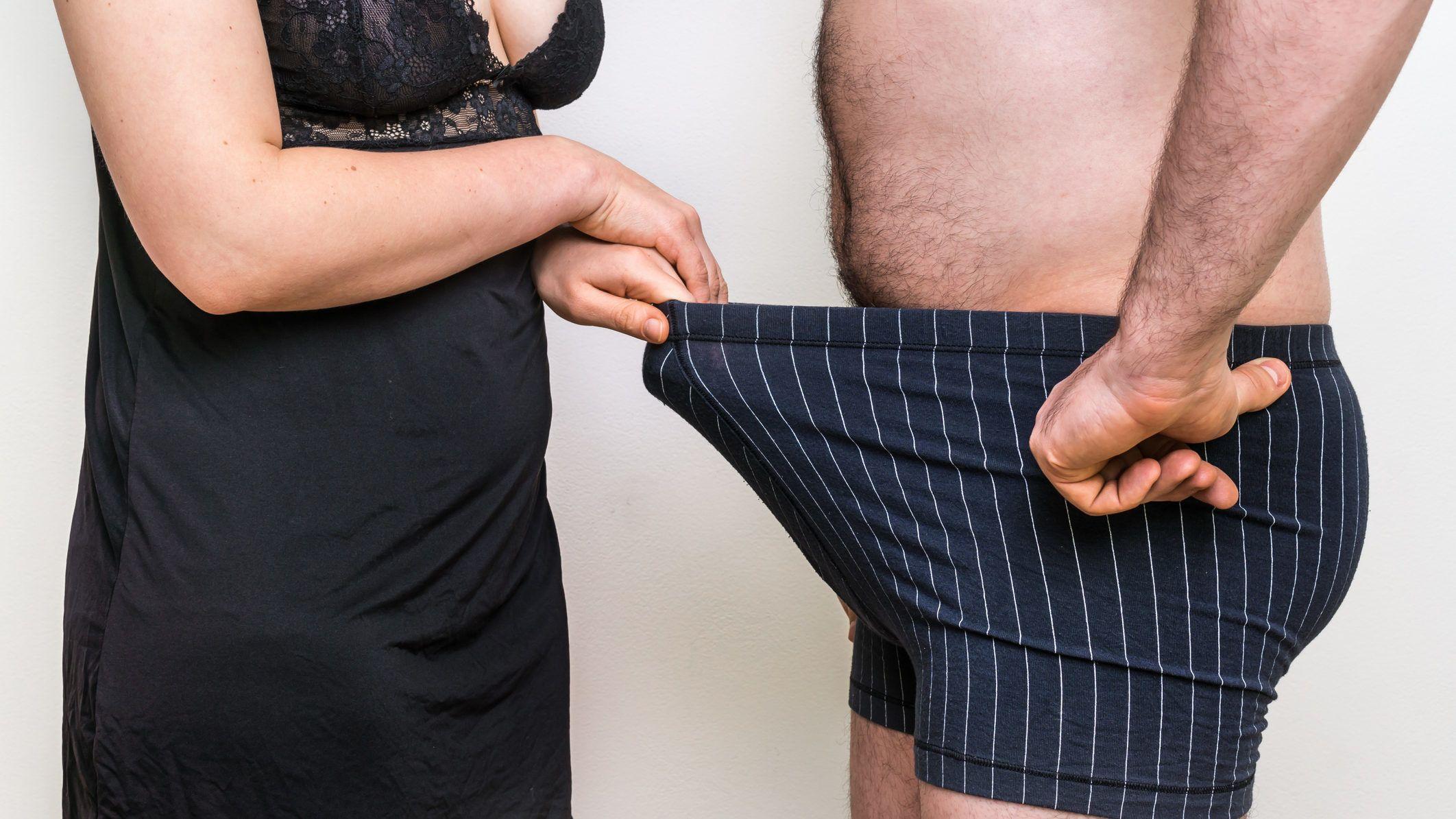 pénisz és normál mérete csalán főzete erekcióhoz
