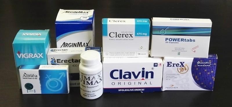 gyógyszer és erekció