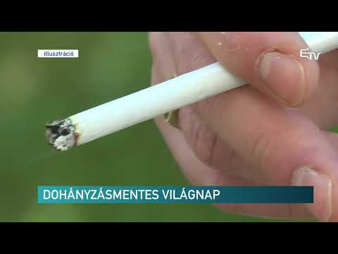 dohányzásellenes hagyományos módszer