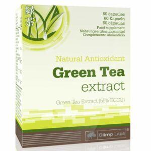 zöld tea felállítása a pénisz kisebb lett