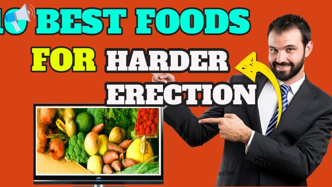 az erekciót javító étel)