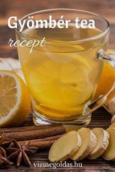 gyömbér tea erekcióhoz)