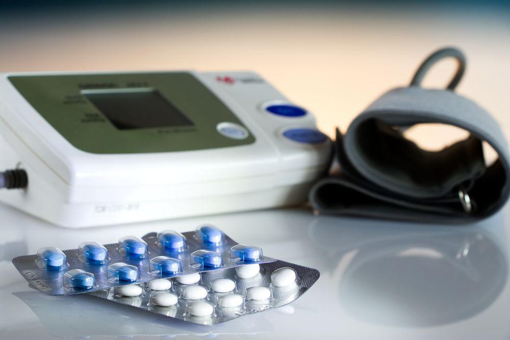 vérnyomás és merevedés