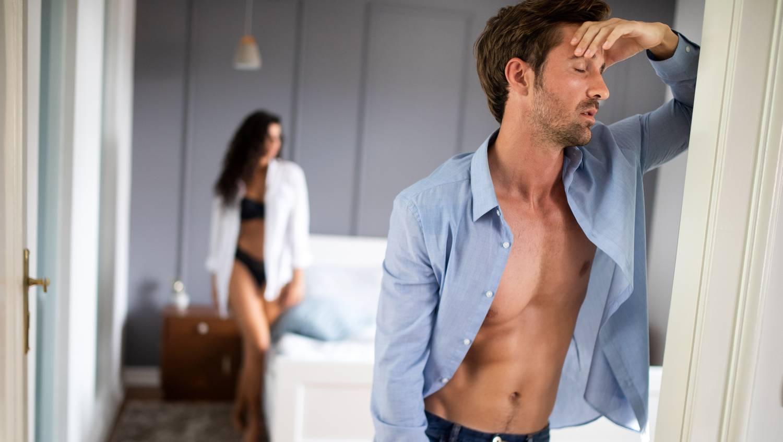 a legnagyobb ember péniszét gyenge merevedéssel jár a férfiaknál