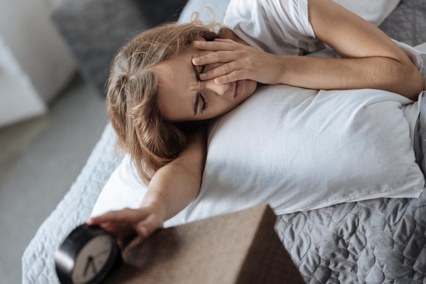 erekció esik le a fáradtságtól