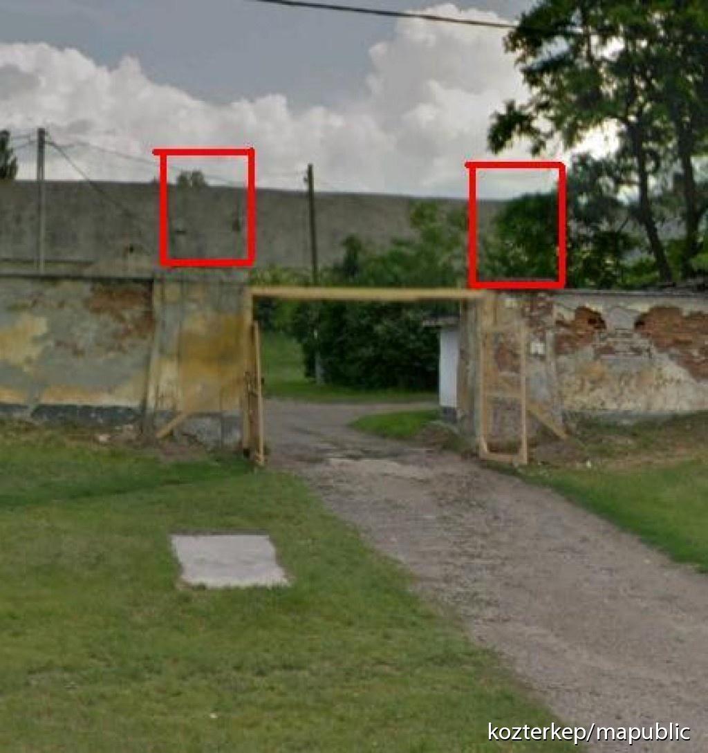 Játszótér ütötte ki a szovjet emlékművet