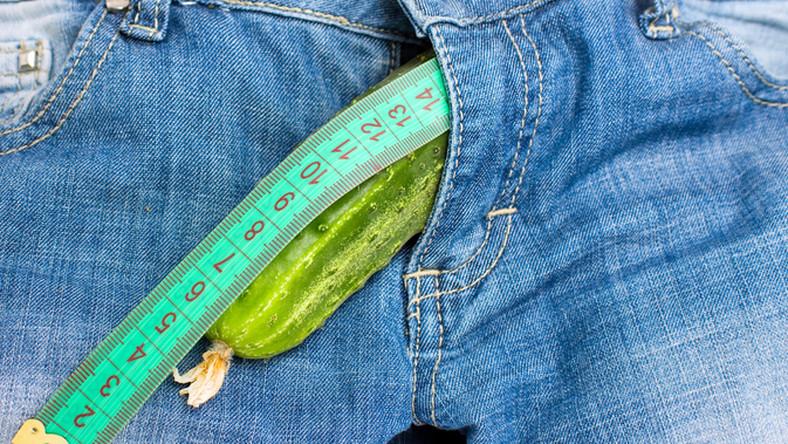 férfiaknál a pénisz mérete csökken
