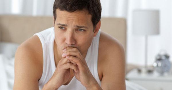 merevedés és prosztatagyulladás