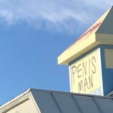 miért lett kék a pénisz?